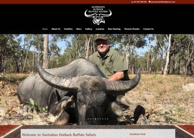 Australian Outback Buffalo Safaris