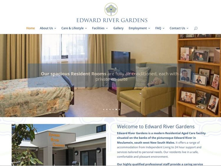 Edward River Gardens