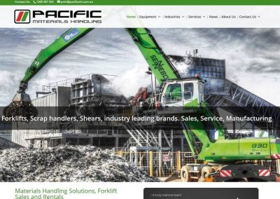 Pacific Material Handling